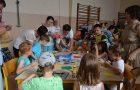 Ustvarjalne delavnice bodočih prvošolcev